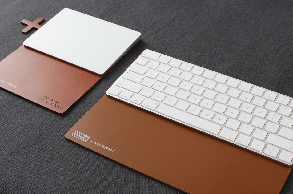 BEFiNE Plus Pad 2 Brown for BEFiNE Magic Keyboard